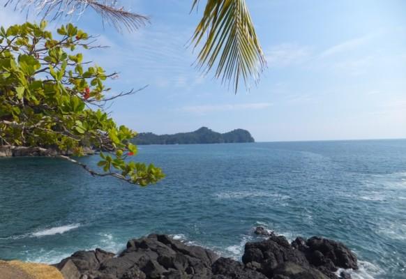 Am Meer in Costa Rica