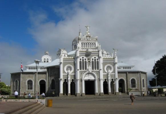 Kirche Cartago Costa Rica