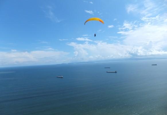 Costa Rica von oben