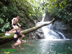 Wasserfall Barbilla