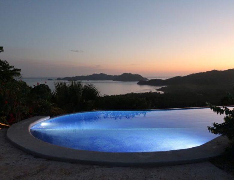 vistas las islas-pool