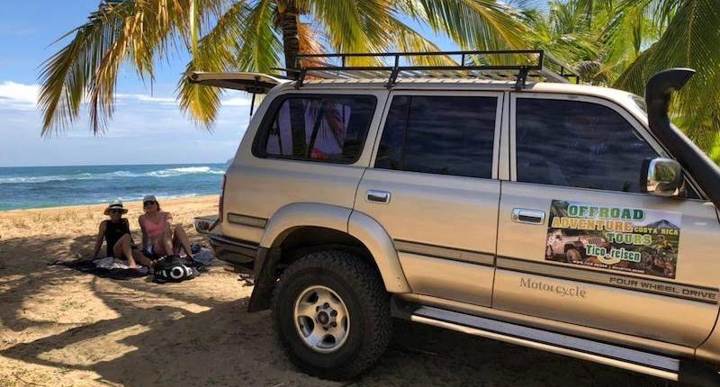 Autorundreise Costa Rica