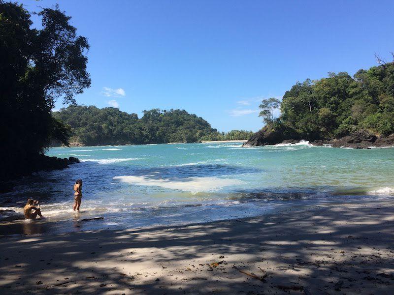 Baden Strand Costa Rica