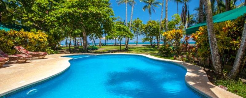 Rafiki Beach Camp Pool